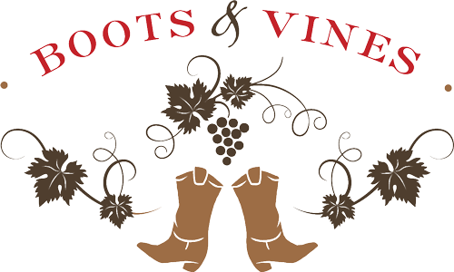 Boots and Vines event logo