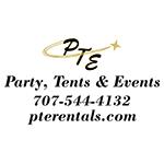 PTE Rentals logo