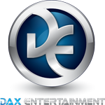 Dax Entertainment logo