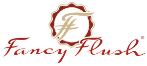 Fancy Flush logo large