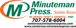 Minuteman Press Santa Rosa logo